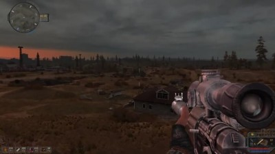 Скриншоты из S.T.A.L.K.E.R.: Call of Pripyat