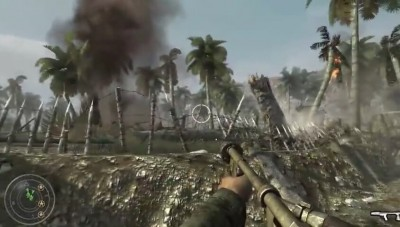 Скриншоты из Call of Duty: World at War