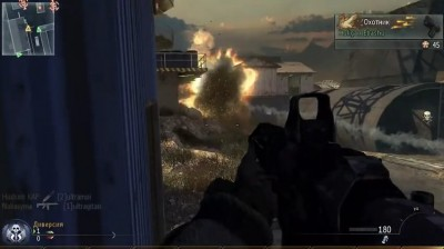 Скриншоты из Call of Duty: Modern Warfare 2