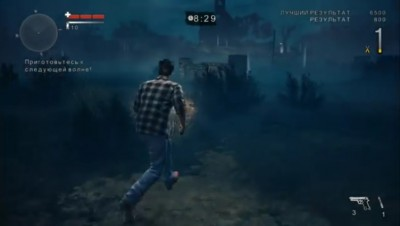 Скриншоты из Alan Wake's American Nightmare