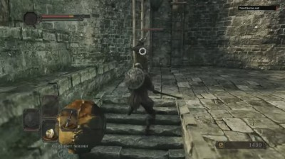 Скриншоты из Dark Souls 2 Scholar of the First Sin