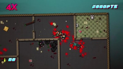 Скриншоты из Hotline Miami 2 Wrong Number