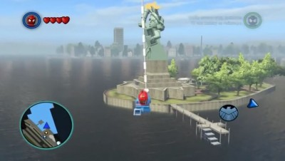 Скриншоты из Lego Marvel Super Heroes