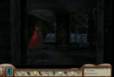 Скриншоты из Nancy Drew: Ghost of Thornton Hall