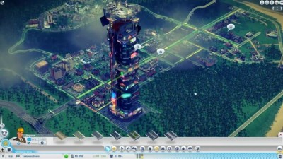 Скриншоты из SimCity: Cities of Tomorrow
