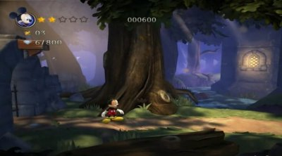 Скриншоты из Castle of Illusion Starring Mickey Mouse