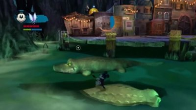 Скриншоты из Epic Mickey 2 The Power of Two