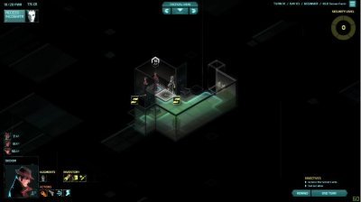 Скриншоты из Invisible Inc