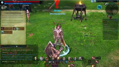 Скриншоты из TERA: The Exiled Realm of Arborea