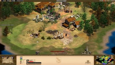 Скриншоты из Age of Empires II: The Conquerors