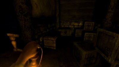 Скриншоты из Amnesia: The Dark Descent