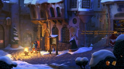 Скриншоты из The Book of Unwritten Tales 2