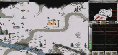 Скриншоты из Command & Conquer: Red Alert