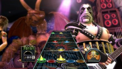 Скриншоты из Guitar Hero III: Legends of Rock
